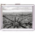 H5S400 Cigarette Case with lighter Paris France Picture free shipping