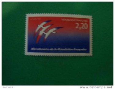 FRANCE 2139 mnh French Revolution