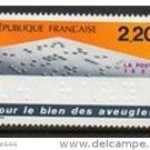 FRANCE 2140 mnh Help the blind