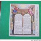 FRANCE 2168 mnh SS Souvenir Sheet Philexfrance 1989 Rights of Man