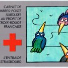 FRANCE B648a mnh booklet Red Cross