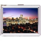 H5S405 Cigarette Case with lighter New York Picture Free shipping