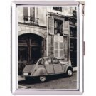 H5S415 Cigarette Case with lighter Paris France Picture Free shipping