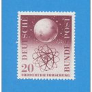 Germany 731 mnh Scientific Research