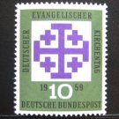 GERMANY 803 mnh SYNOD EMBLEM