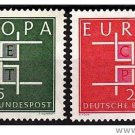 Germany Europa 1963 mnh