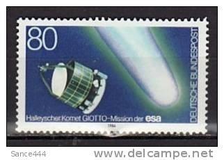 Germany 1456 mnh Halley´s Comet