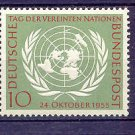 Germany 736 mnh UNITED NATIONS DAY