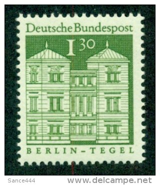 Germany 950 mnh Tegel castle