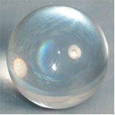 Crystal Ball 50mm Clear Crystal:FC50