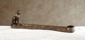 Bast Incense Holder:IBB27