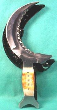 """Boline with leather sheath (10""""):RBOL"""