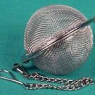 "Tea Strainer 1 1/2"" Mesh Ball"