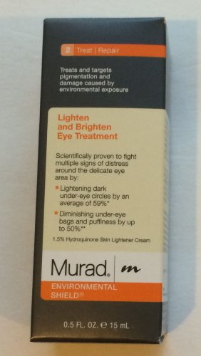 Murad Lighten and Brighten Eye Treatment 15ml / 0.5oz