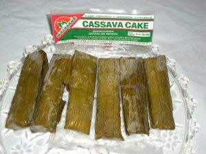 Masagana Cassava Cake