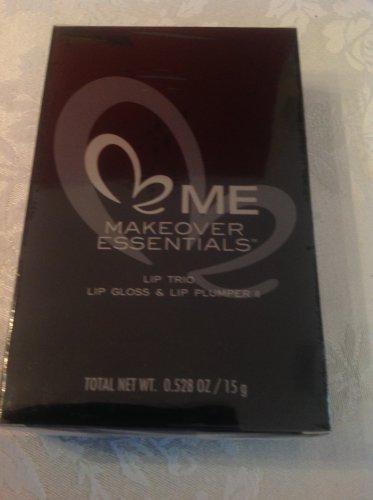 ME Makeover Essentials Lip Trio, Lip Gloss and Lip Plumper II