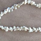 Hawaii Hawaiian Multi Sea Shell Lei Necklace 36 inches