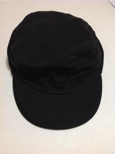 Absolut black ball cap hat