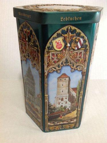 Nurnberger Lebkuchen German Tin Collectible