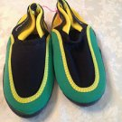Jamaica No Problem Water Shoes Aqua Size 4 Unisex