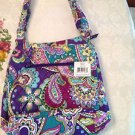 Vera Bradley Mailbag Crossbody bag purse Heather NWT