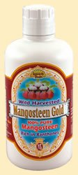 100% Pure Mangosteen Juice Gold- 32 oz.