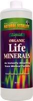 Liquid Organic Life Minerals- 32 oz