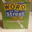 Word on the Street Junior wacky tug  word excitment family team card brainstorm