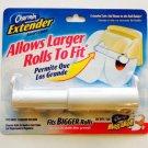 Charmin Extender Adaptador (For Mega Rolls) (WHITE)