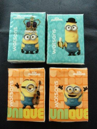 Watsons Minions Pocket Tissue Mini Hankies
