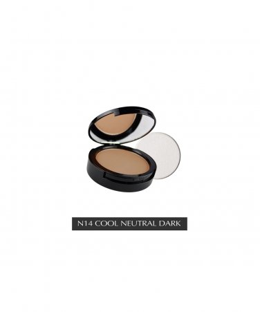 Luxury Dual Cream/Powder Foundation in N14