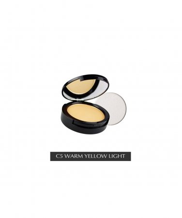 Luxury Dual Cream/Powder Foundation in C5