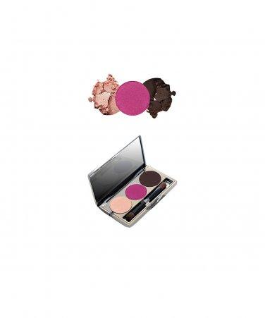 Luxury Eyeshadow Trios in Velvet Night