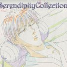 Mirage of Blaze Production Artwork (Takaya sleeping)