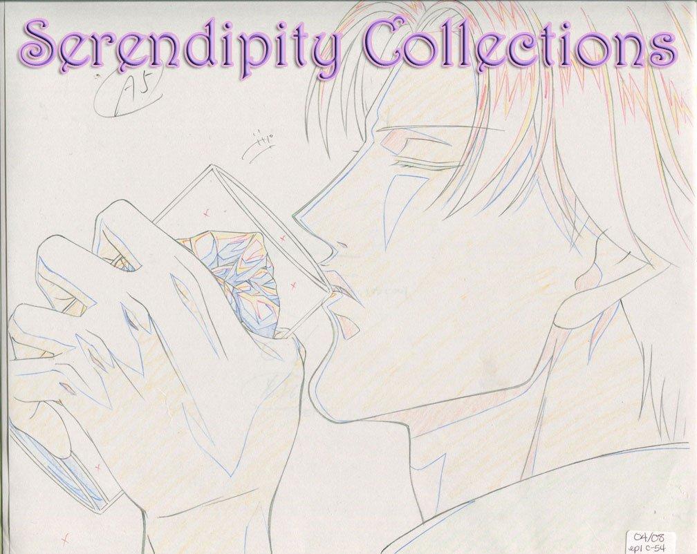 Haru wo Daiteita Production Artwork (Ep 1 cut 54)