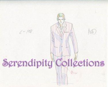 Haru wo Daiteita Production Genga (Ep 2 cut 178)