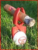 CADDIE CLIP...CIGAR HOLDER