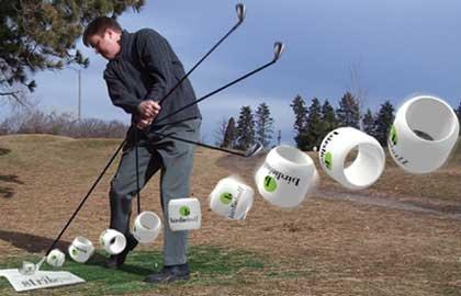 Birdie Balls (6) Lower your Golf Game (IN STOCK)