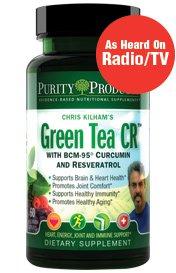 Green Tea CR (Green Tea + Curcumin + Resveratrol)