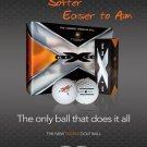 Kick X Tour Z Golf Balls 3 golf balls ...SHIP TODAY!!