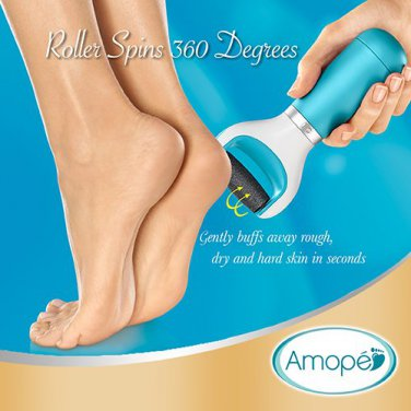 Amopé Pedi Perfect Electronic Pedicure Foot File