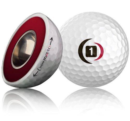 OnCore Golf Technology MA 1.0 Golf Balls  ( 3 GOLF BALLS)