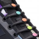 Hickies NEW SHOE LACES Black Multi