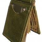Backsaver Wallet: Green