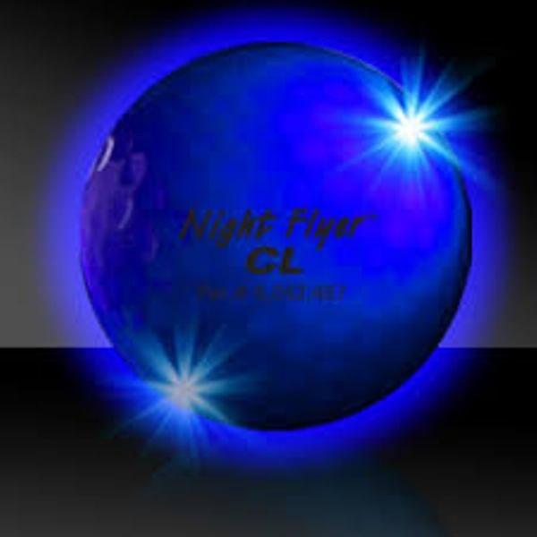 Glow Night Flyer CL LED Golf Ball (2)
