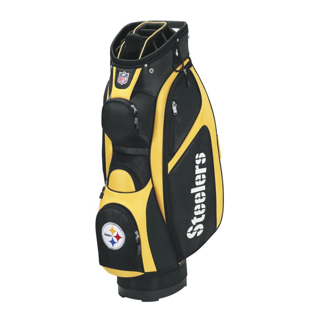 Wilson Pittsburgh Steelers NFL Golf Cart Bag