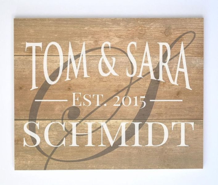 The Archway Barnboard Pallet Sign 16 x 20