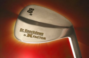 DR. KNOCKDOWN 80 DEGREE GOLF WEDGE