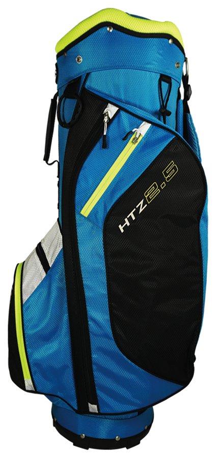 Hot Z 2.5 Golf Cart Bag: Caribbean Blue