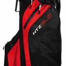 Hot Z 3.5 Golf Cart Bag: Red/Black